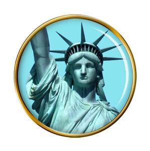 Statue de la Liberté Broche Badge