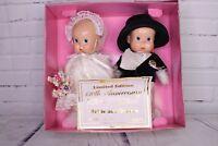 Horsman HEbee-SHEbee Bride & Groom Dolls 1992 Limited Edition 130th Anniversary