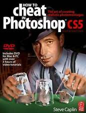 How to Cheat in Photoshop CS5: The art of creating realistic-ExLibrary