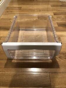 GENUINE SAMSUNG OEM Refrigerator Left Vegetable Drawer/CrisperDA97-11323A
