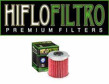 HIFLO OIL FILTRO FILTRO DE ACEITE DAELIM 125 S-1 OTELLO 2007-2012