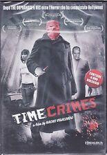 Dvd **TIME CRIMES ♦ NACHO VIGALONDO** nuovo 2008