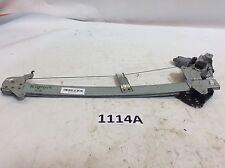 14 15 16 SUBARU FORESTER FRONT LEFT DOOR WINDOW REGULATOR W/ MOTOR OEM 1114A S .
