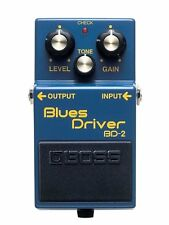 New! BOSS BD-2 Blues Driver Guitar Effects Pedal from Japan Import!