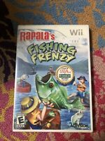 Rapala's Fishing Frenzy (Nintendo Wii, 2008)