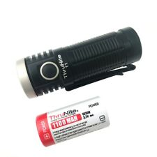 ThruNite T1 Compact 1500 lumen USB rechargeable LED torch