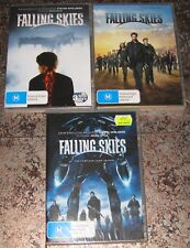 FALLING SKIES DVD Season 1, 2 & 3 - brand new sealed  Steven Spielberg N. Wyle