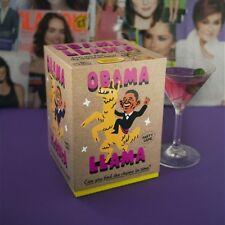 Obama Llama Celebrity Rhyming Party Game 640864216379