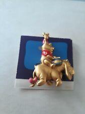 Disney Winnie The Pooh Piglet Eeyore Pin