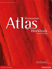 Heinemann Atlas Workbook second edition by Anne Dempster