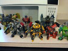 Transformers Action Figures Revenge of the Fallen Autobots lot