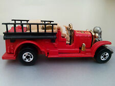 Hot Wheels 1980 - OLD NUMBER 5 -Fire Engine Truck (Bomberos) VINTAGE LIMIT