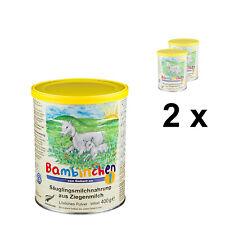 Bambinchen 1 - Babynahrung bis 6 Mon. 2x400g