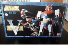 Soul of Chogokin Bandai GX-03 Combattler V / Combattra V