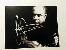 Aaron lewis signed 8x10 photo w/coa