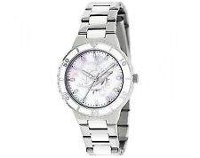 Game Time NFL Women's Miami Dolphins Pearl Series Watch