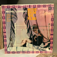 "MICHEL LEGRAND - Music From The Films (WL 107) - 12"" Vinyl Record LP - EX"