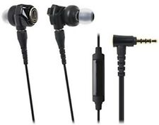 Audio Technica ATH-CKS1100IS Solid Bass In-Ear Headphones with In-line Microphon