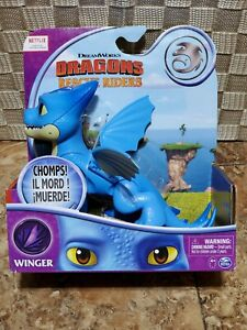 Dragons Rescue Rider~Winger: Chomps~2020~Action Figure~NIB