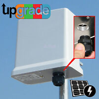 300Mbps Wireless 2.4G Outdoor AP extender wifi repeater CPE PoE 2*15dBi Antenna
