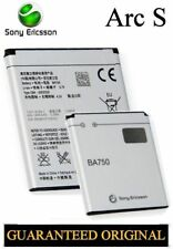 GENUINE BATTERY SONY ERICSSON XPERIA ARC S LT18i, X12 LT15i BA750