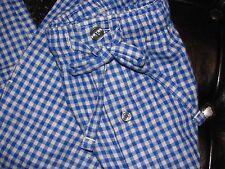 NEW Mens 3X 3XL R & Y FLANNEL PAJAMA Pants Plaid ROYAL BLUE & GREY GRAY $45