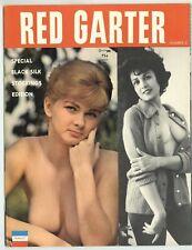 Red Garter 1963 Elmer Batters 56pg Black Silk Stockings Nylons High Heels 97000B