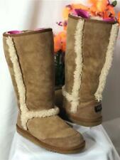"UGG Australia Women's Chestnut ""Sunsparkle"" Tall Boots #5274 ~~Sz US6/ EU36"