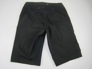Womens Small Pearl Izumi Elevate Shorts MTB Mountain Biking soft shell black