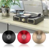 79mm Aluminum Weight Clamp LP Vinyl Record Audio Disc Turntable Stabilizer Clamp