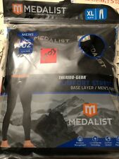 NEW MEDALIST Men's Thermo-Gear Level 2 COMFORT STRETCH BASE  Layer PANT XL
