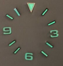 Watch Dial Hour Silver LUME Markers Numbers Numerals Small Parts Dots Replace