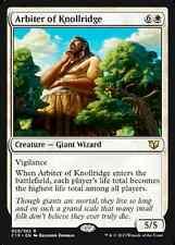 Arbiter of Knollridge NM x4 Commander 2015 MTG  Magic Cards White Rare