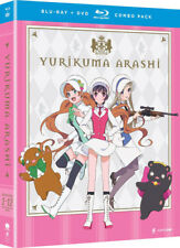 Yurikuma Arashi: The Complete Series [New Blu-ray] With DVD, Boxed Set