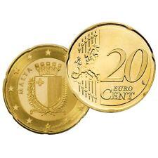 Ek // 20 Cent Malte : Sélectionnez une pièce nueve