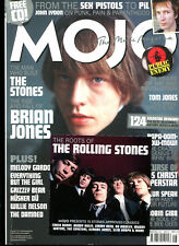 MOJO + free CD ... No. 225  August 2012   Rolling Stones    John Lydon   Hip Hop