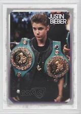 2012 Panini #7 Justin Bieber Non-Sports Card 1s8