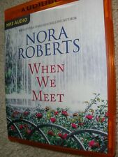 When We Meet - MP3 CD By Nora Roberts.
