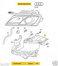 NEW GENUINE AUDI S5 A5 RS5 NEAR SIDE FRONT HEADLAMP MOUNT 8T0941453A