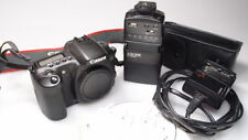 CANON EOS 20D 8MP DIGITAL CAMERA W 380EX FLASH/CHARGER