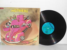 THE MOTHERS Just Another Band From L.A. Vinyl LP 1972 Bizarre Zappa Plays Well