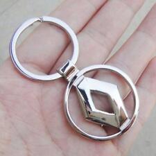 Car Logos Titanium Keyring Keychain Key Chain Ring Metal Keyring For Renault