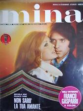 MINA Fotoromanzo n°135 1973 [G685A]  con Poster Franco Gasparri