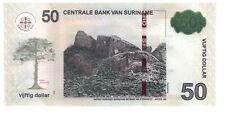 Surinam 50 Dollars 2019