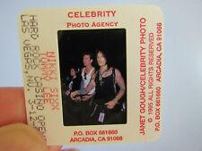 More details for original press photo slide negative - motley crue - nikki sixx & tommy lee -1995