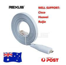 USB-C Type C to Rj45 Cisco Console Cable Wire For Cisco Routers MacBook Laptop