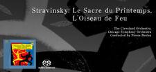 NEW ESOTERIC SACD ESSG-90118:Strravinsky Le Sacre du Printemps & L'Oiseau de Feu