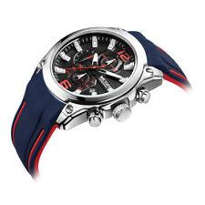 MEGIR 2063 cronografo luminoso multifunzione 3ATM orologio sportivo da uomo W1O3