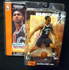 McFarlane Sports NBA  Basketball Series 1 Tim Duncan Action Figure New