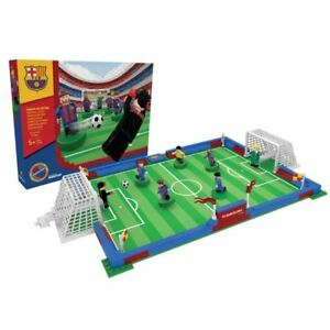 FC BARCELONA Football Soccer Game Toy Construction Building Bricks Set Figures c